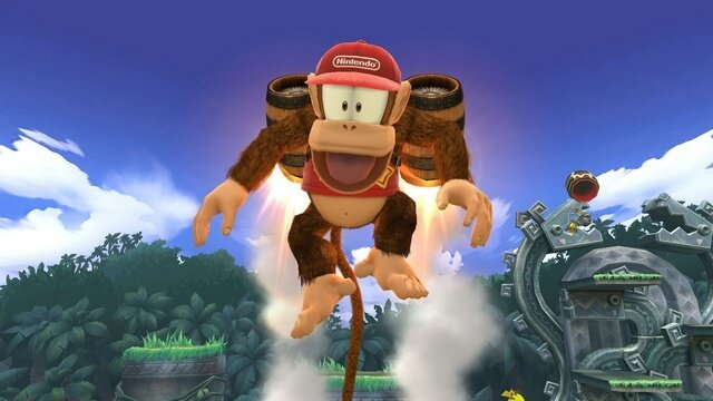 ZeRo is a Diddy Kong player