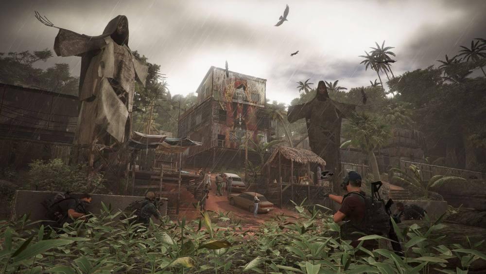 Ghost Recon WIldlands Co Op 2