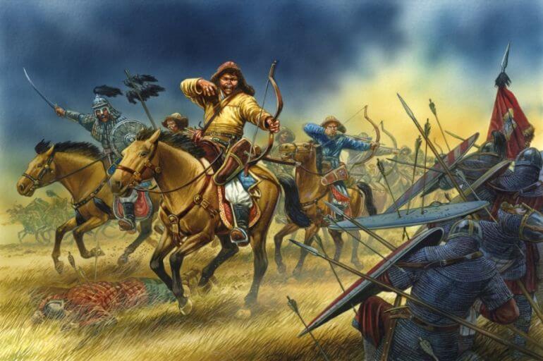 For Honor Mongolian Warrior