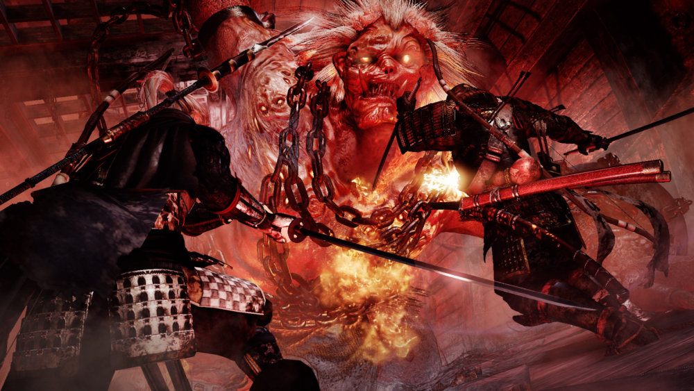 Nioh is Receiving Higher-Difficulty Missions and More in Upcoming Free Updates
