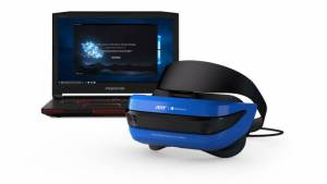 Acer mixed reality headsets