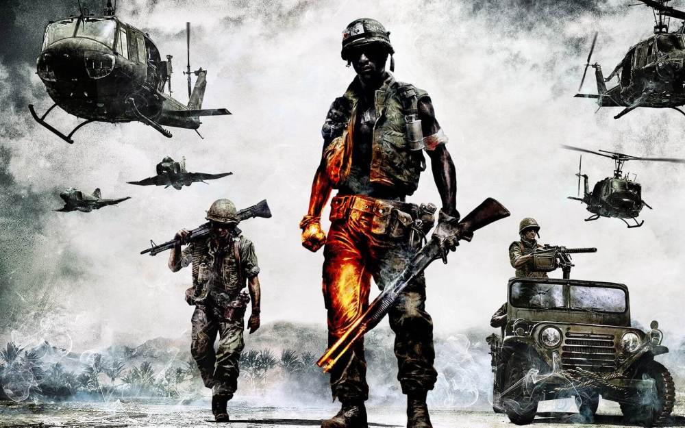 Vietnam Expansion for Bad Company 2