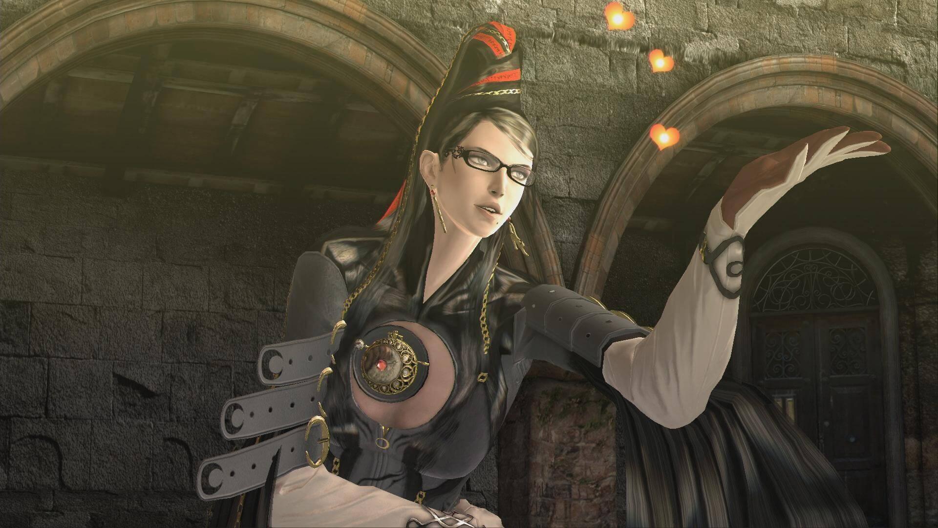 Bayonetta PC Screenshot
