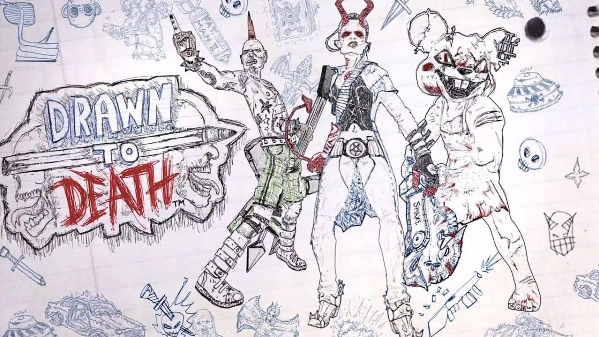 PlayStation Plus - Death to Drawn