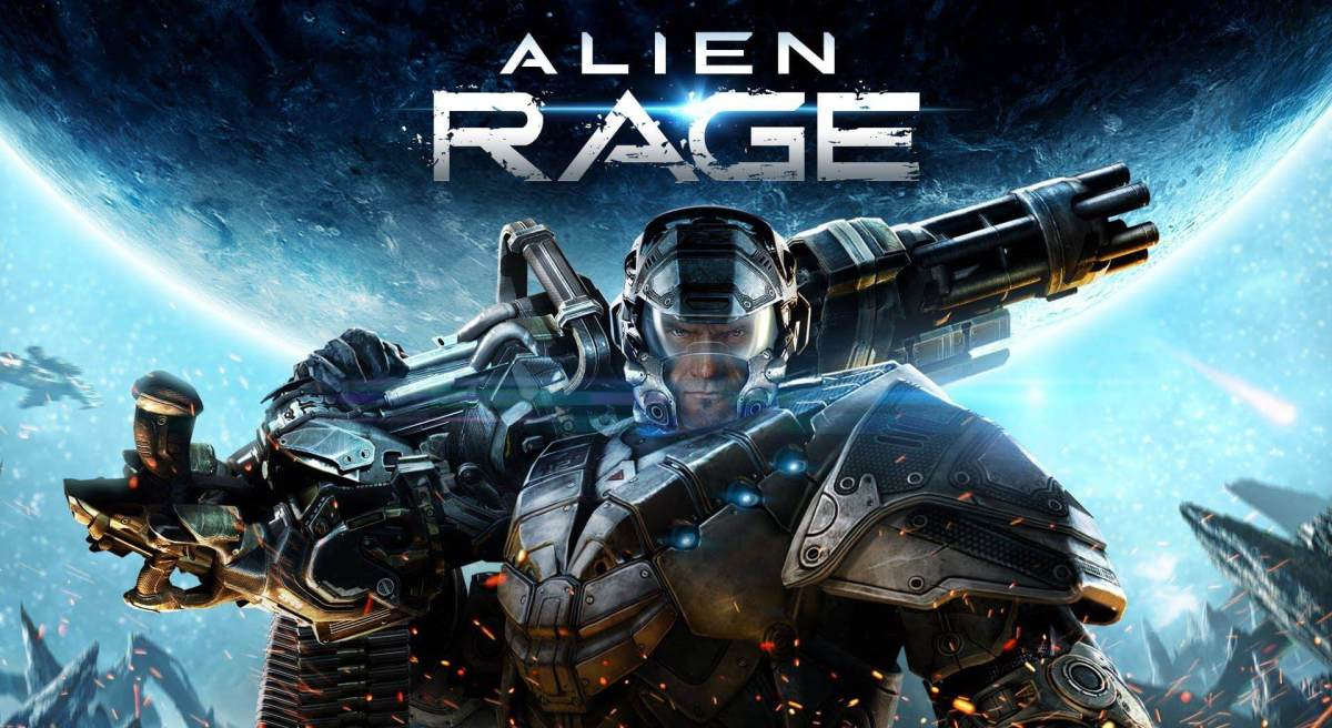 PlayStation Plus - Alien Rage - Extended Edition