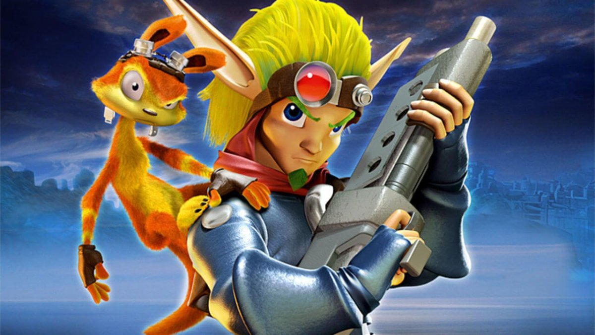 Jak and Daxter PS2 to PS4