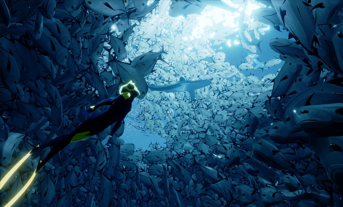 PlayStation Plus Abzu