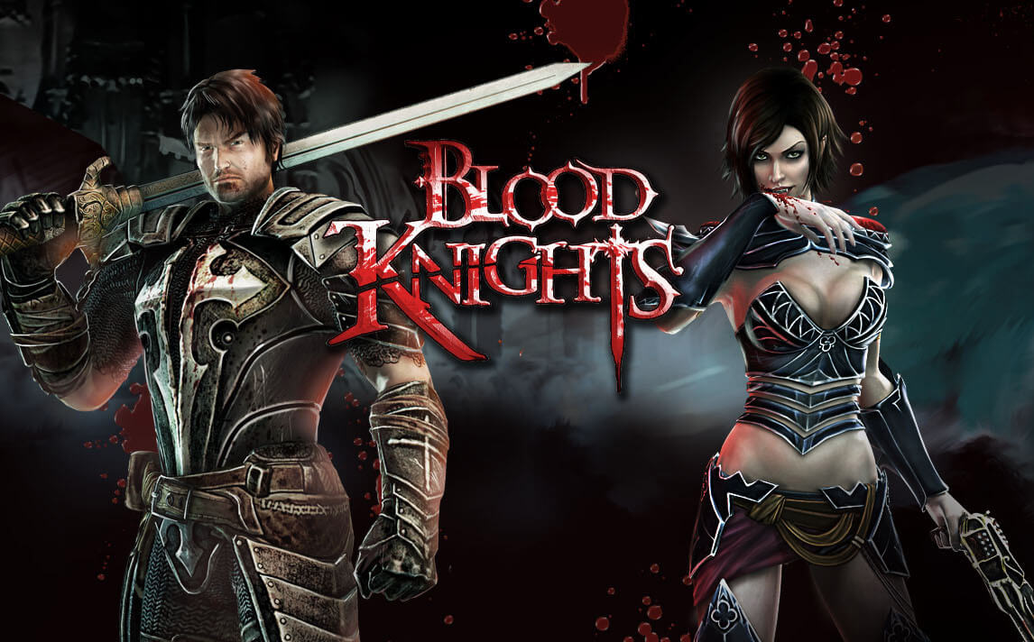 PlayStation Plus - Blood Knights