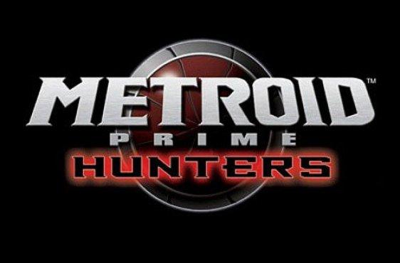 Metroid Prime Hunters Title Screen