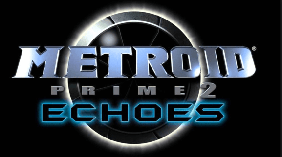 Metroid Prime 2 Echoes Title Screen