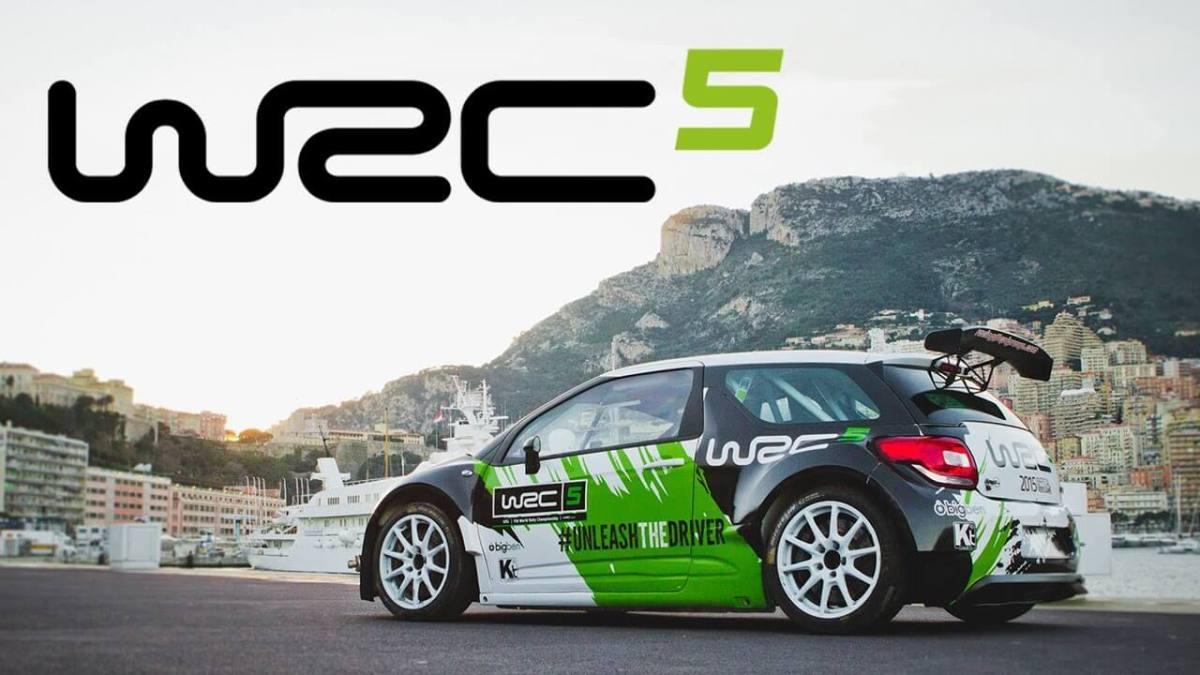 PlayStation Plus - WRC 5: World Rally Championship