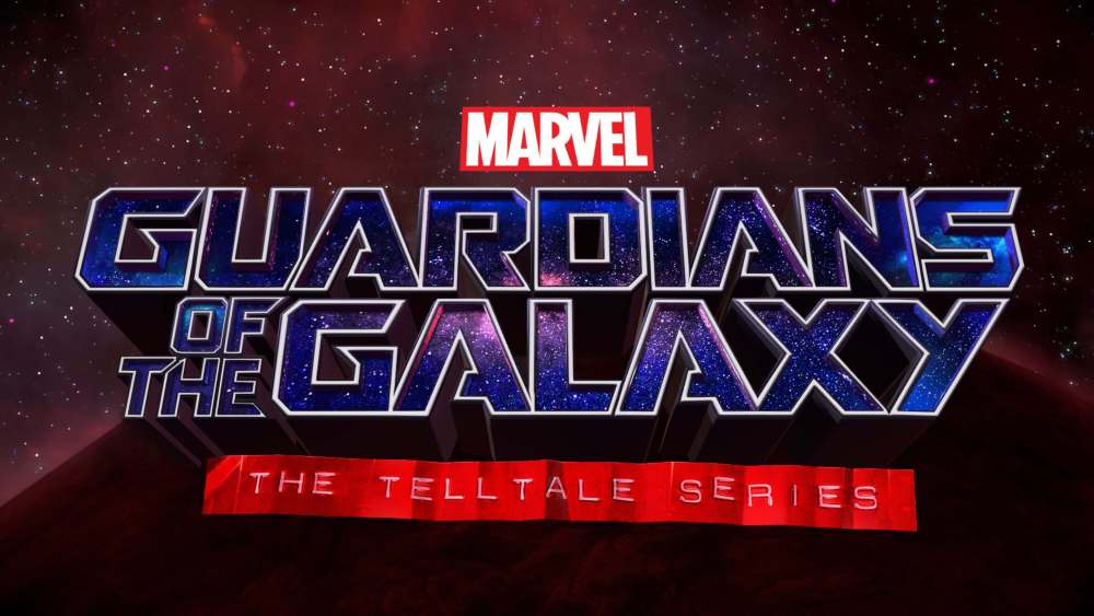 Marvel's Guardians of the Galaxy: The Telltale Series Title
