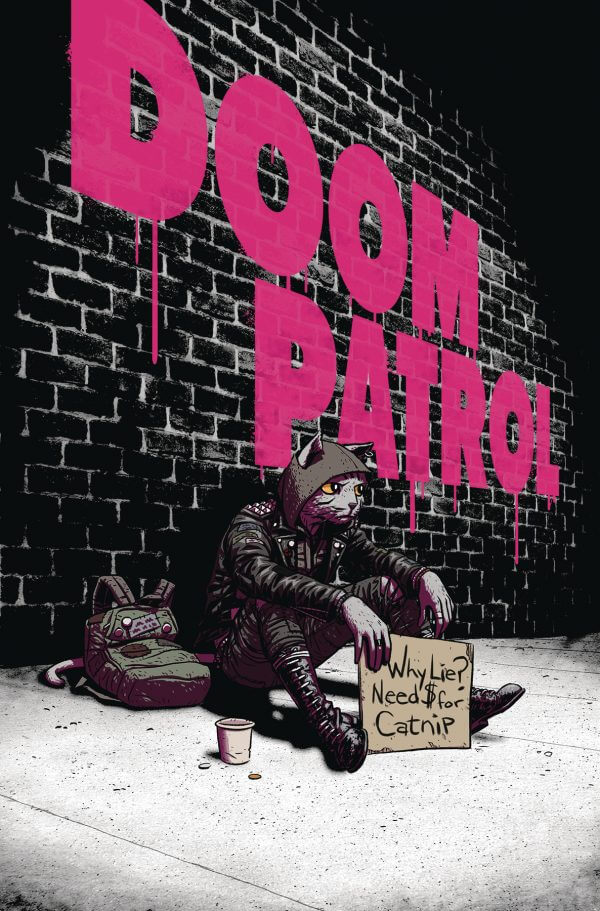 Best Comics 2017 - Doom Patrol