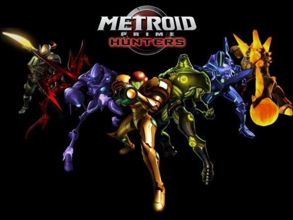 Metroid Prime Hunters Hunters Metroid Story