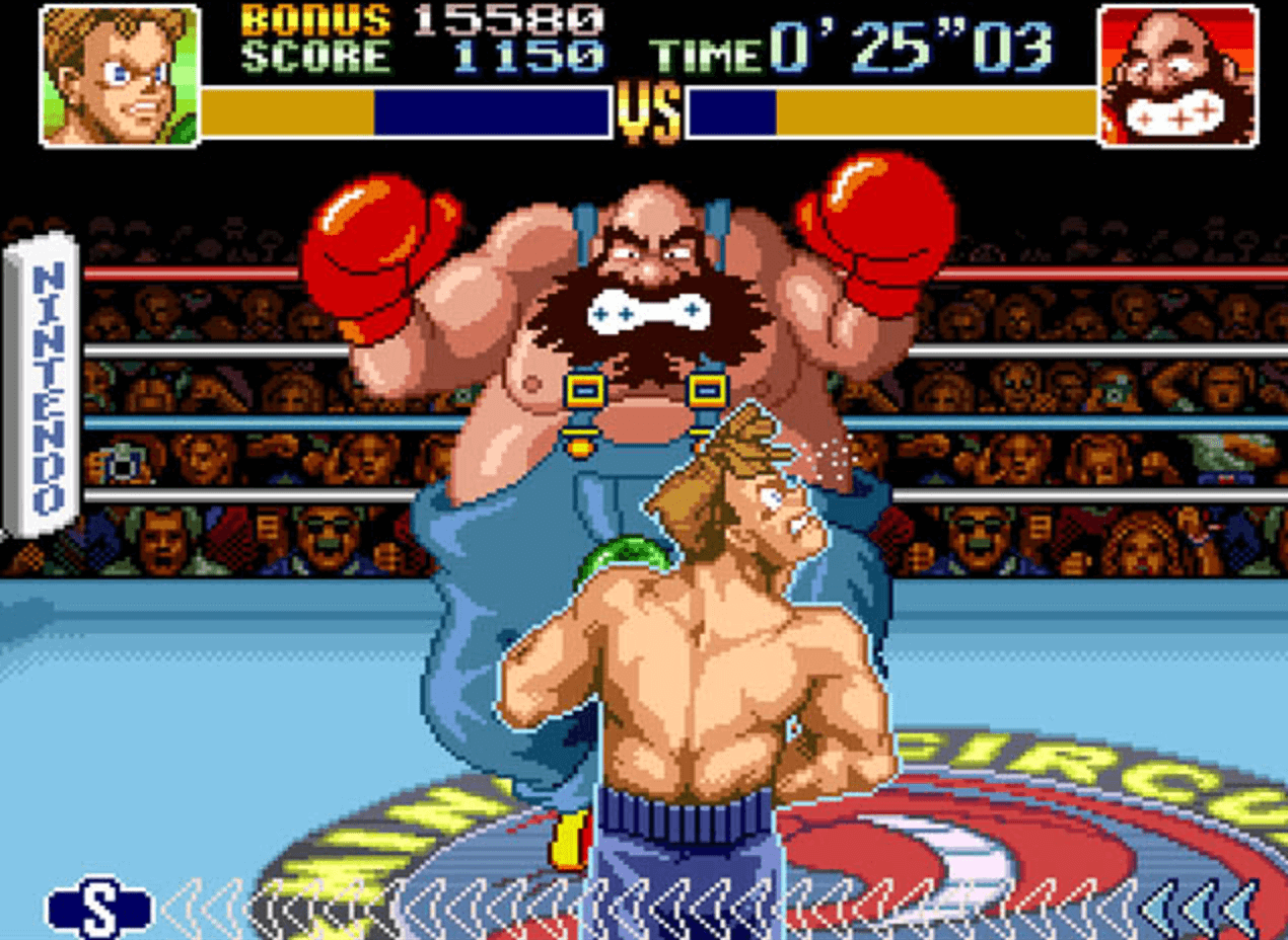 Super Punch-Out!! SNES Classic