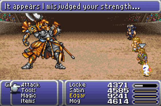 Final Fantasy VI SNES Classic