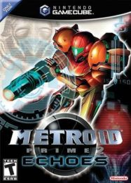 The Metroid Story Metroid Prime 2 Echoes Box Art