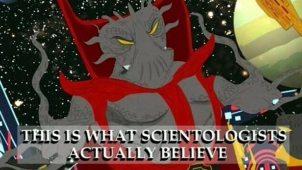Scientology South Park