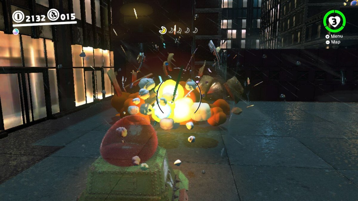 Sherm Capture Mario Odyssey