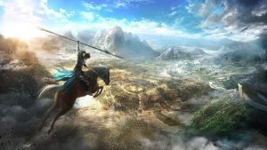Dynasty Warriors 9 Title