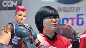 Geguri and Zarya