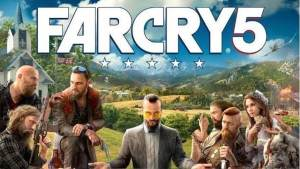 Far Cry 5 Poster