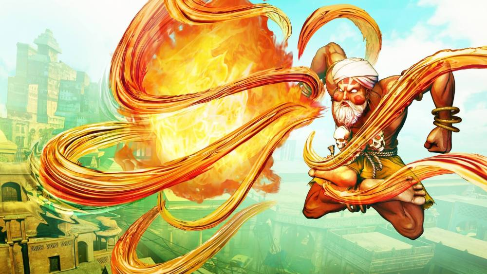 Dhalsim - Street Fighter