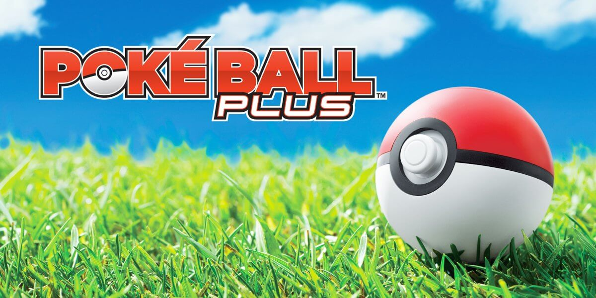 Pokémon - Poké Ball Plus