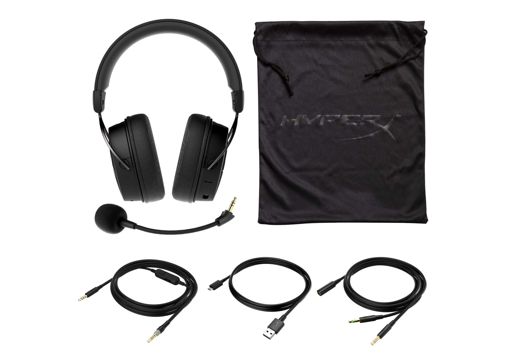 HyperX Cloud Mix - 01