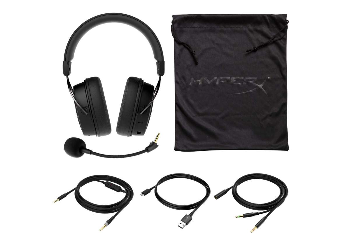 HyperX Cloud Mix - 01