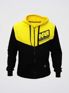 Now those are some slick hoodies.