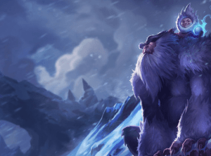 Nunu and Willump, respectively (Image: http://leagueoflegends.wikia.com/wiki/Nunu/SkinsTrivia)