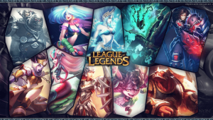 Some of the greatest champions in URF history. Image coutresy of http://orig15.deviantart.net/a4c7/f/2013/160/3/8/league_of_legends___support_wallpaper2__by_hit3n_by_xmarquinhos-d68dk55.png