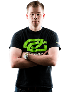 Crimsix was key in the pivotal first map. Hardpoint was close until a huge turnaround from Crim allowed them to take the win. (Photo Courtesy: CWL OG)