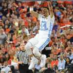 Roller Coaster Ride for the Tar Heels