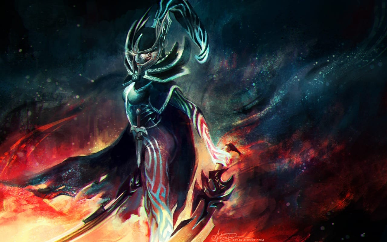 an immaterial girl phantom assassin in 6 87 the game haus