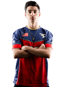 Zooma led the way for FaZe Clan on Wednesday evening. He finished with over 8,000 total score in the win. (Photo Courtesy, CWL)
