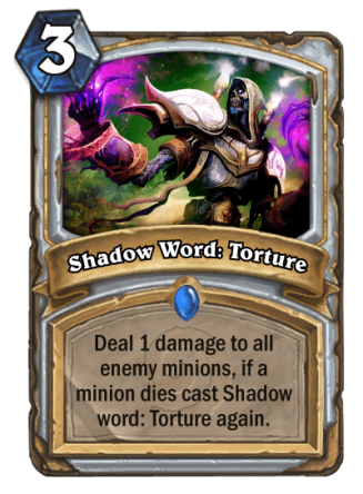 Shadow word torture