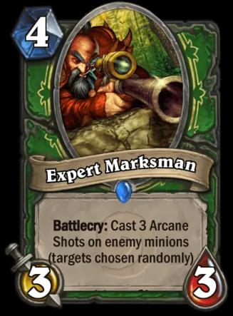 expert marksman