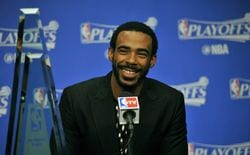 USA Today. Mike Conley's five-year $153 million dollar contract caused an uproar for the fans.