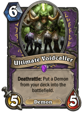 ultimate voidcaller
