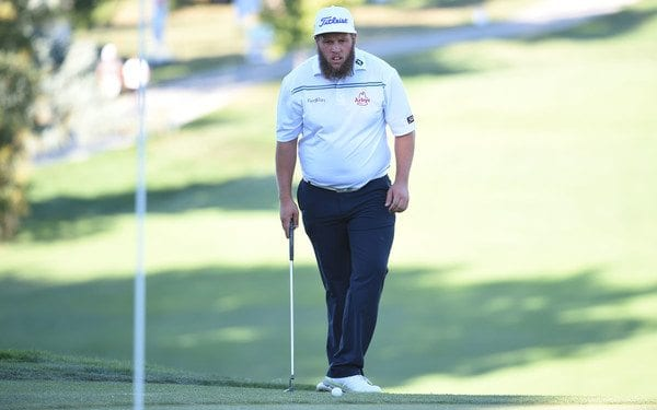"Andrew ""Beef"" Johnston (Courtesy of Steve Dykes/Getty Images North America)"