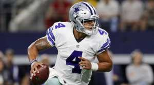 Dak Prescott looks to extend his great play against the Cleveland Browns this Sunday.