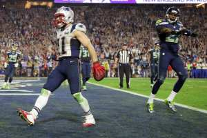 Julian Edelman will try to duplicate his performance in the Super Bowl against the Seahawks this Sunday.