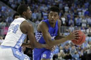 Malik Monk takes on Kenny Williams III (review journal.com