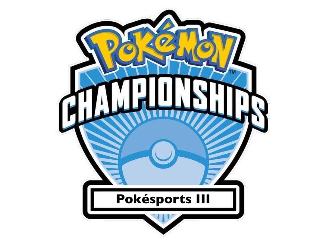 Pokésports pokemon sports crest