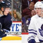 Auston Matthews and Patrik Laine Square Off Again