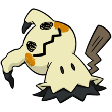 Busted Mimikyu