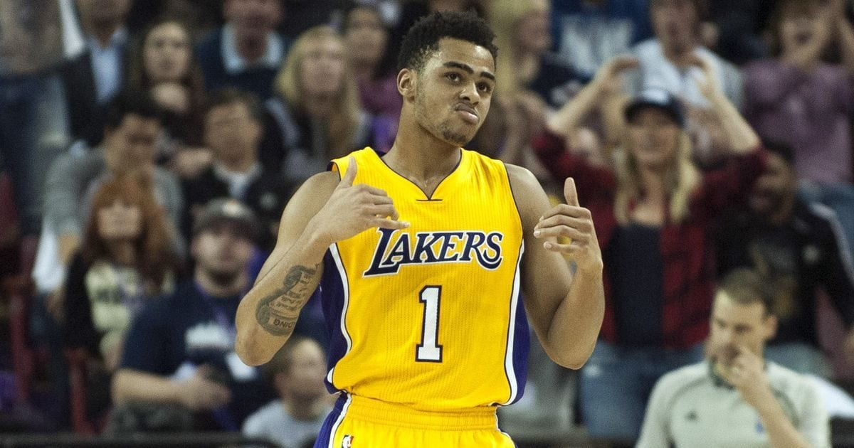 D'Angelo Russell Future Star