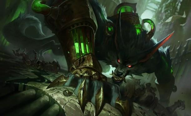 Champion Rework: Warwick, the Uncaged Wrath of Zaun